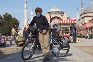 Dorothee, zur Zeit in Istanbul