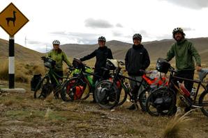 Babs & Achim aus Peru