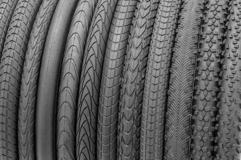 Auschnitt unserer 26-Zoll Reifenauswahl