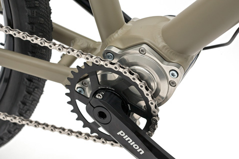 Pinion – Fahrradgetriebe aus dem »Autoländle«