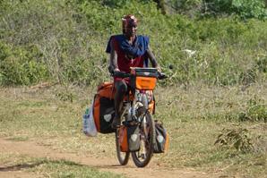 Dagmar und Mete aus Tansania